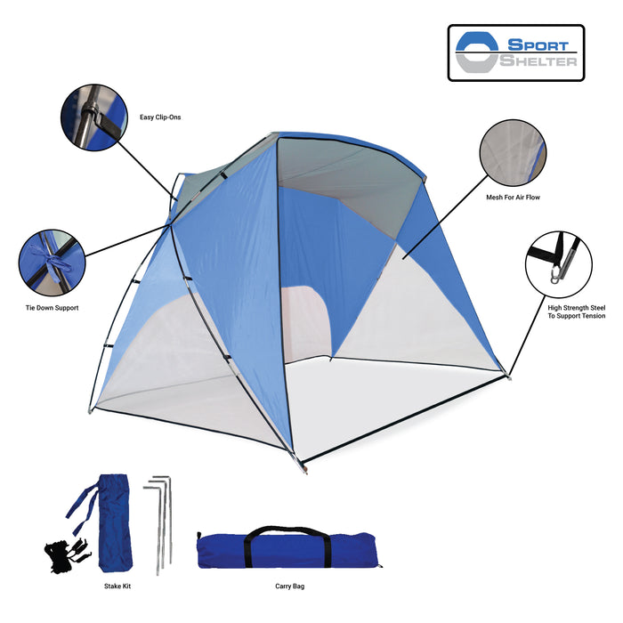 Caravan Canopy Sports Portable Shade Sport Shelter