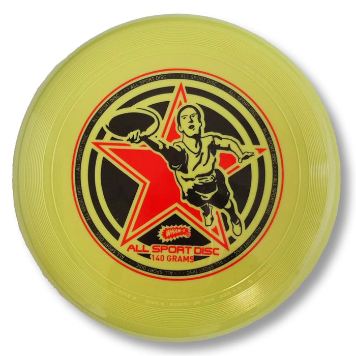 Wham-O All Sport 140g Frisbee Flying Disc