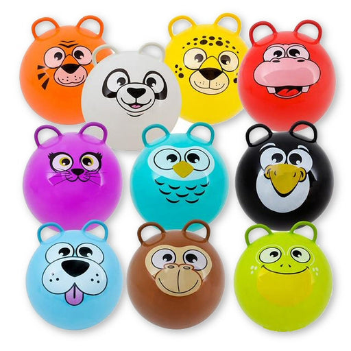 Animal Face Hippity Hop Balls