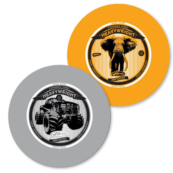 Frisbee Discs Wham-O Heavyweight 200g Frisbee Flying Discs - Grizzly Supply Co