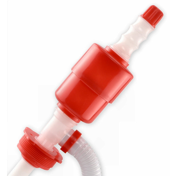 Hand Operated 5 Gallon Liquid Transfer Siphon Pump