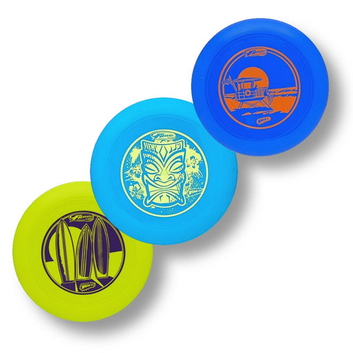 Frisbee Discs Wham-O Malibu 110 Gram Frisbee Disc - Grizzly Supply Co