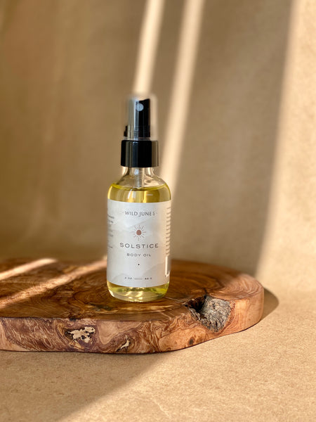 SOLSTICE BODY OIL