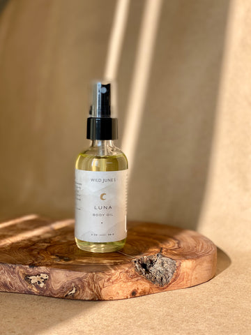 LUNA BODY OIL