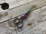 Ciseaux de fantaisie Licorne / Rainbow Unicorn Scissors