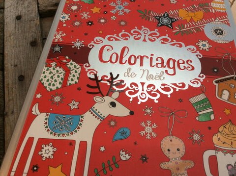 Coloriages de Noël