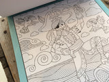 Coloriages animés - Aventure