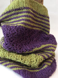 Kit Spring to It Cowl - Diamond Luxury Pure Organic