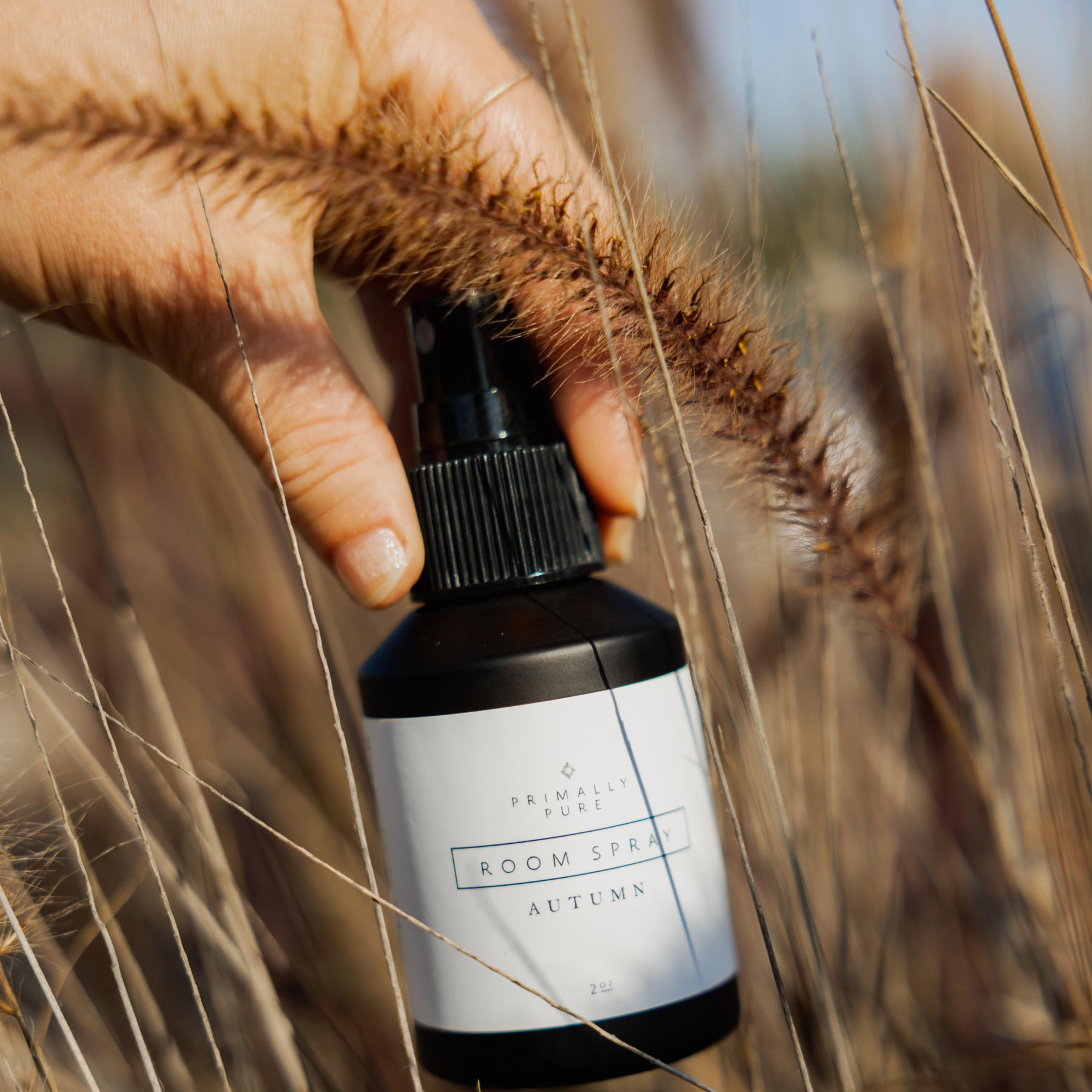 Autumn Home Room Spray by Primally Pure