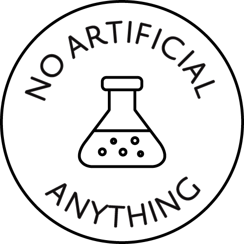 No Artificial Anything