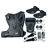 Cotton Carrier Camera Vest System for 2 Cameras