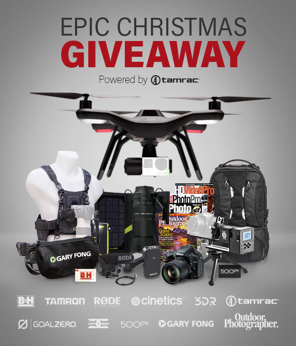 Epic Christmas Giveaway