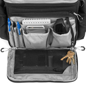 TAMRAC® Stratus 6  Shoulder Camera Bag - 8 Accessories