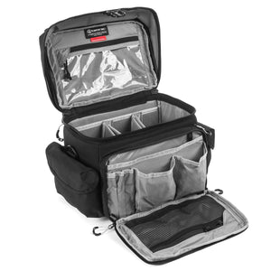 TAMRAC® Stratus 6  Shoulder Camera Bag - 3 All Open