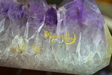 Load image into Gallery viewer, Raw Amethyst Mystic Toke