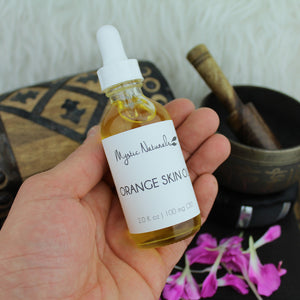 Fresh Orange Skin oil w/ CBD (100mg CBD)