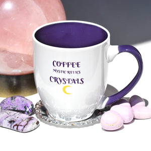 Coffee & Crystals Mug