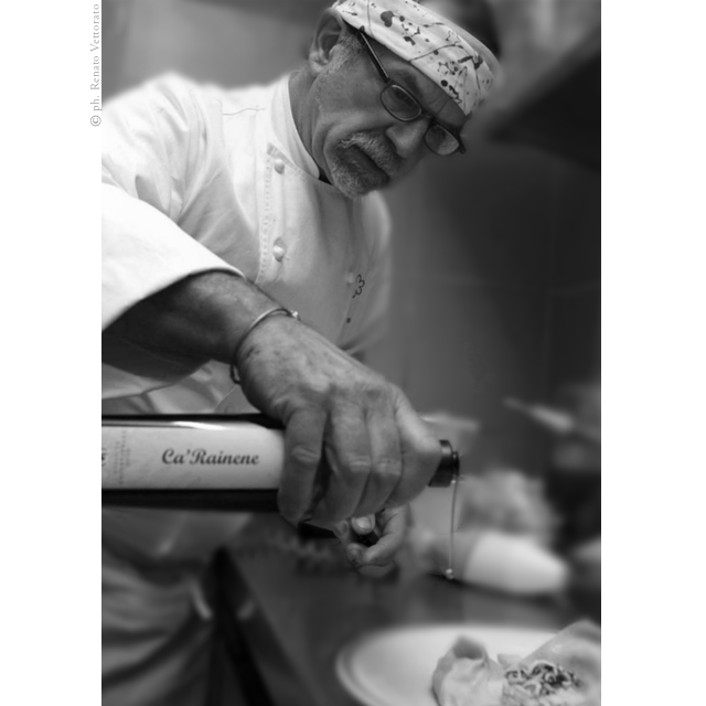 Chef Isidoro Consolini <br />CaRainene Extra Virgin Olive Oil