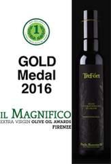 TreFort GOLD MEDAL -  IL MAGNIFICO 2016