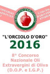Drizzar Silver Medal on the L'ORCIOLO D'ORO competition