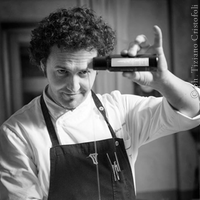 Chef Stefano Baiocco <br /> CaRainene Extra Virgin Olive Oil, 2 Stelle Michelin Star