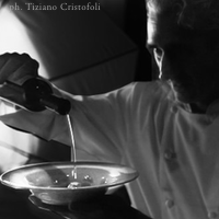 CaRainene Extra Virgin Olive Oil, Chef Leandro Luppi