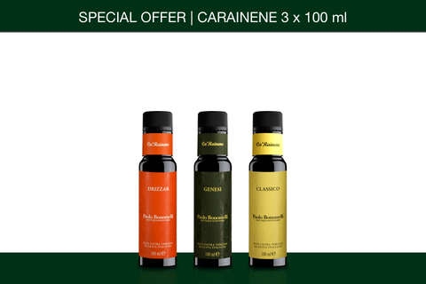 Special Offer - CaRainene Tasting 3 x 100ml