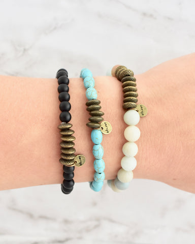 The Carrefour Bracelet Stack || 4 Styles