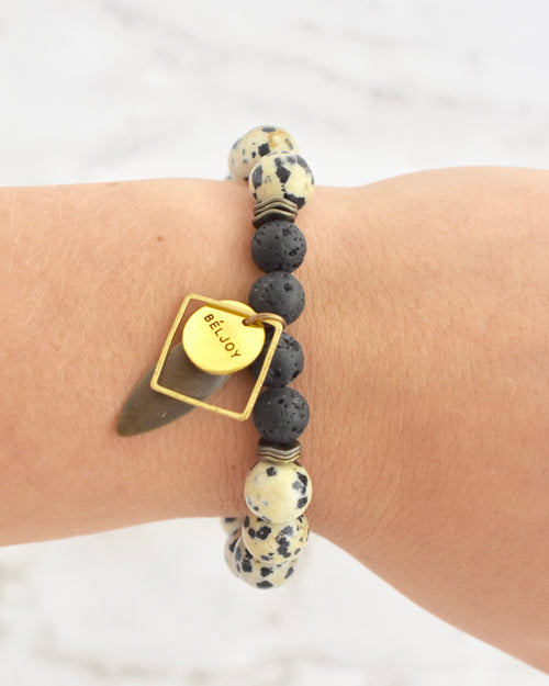 Bruna Bracelet || Essential Oil