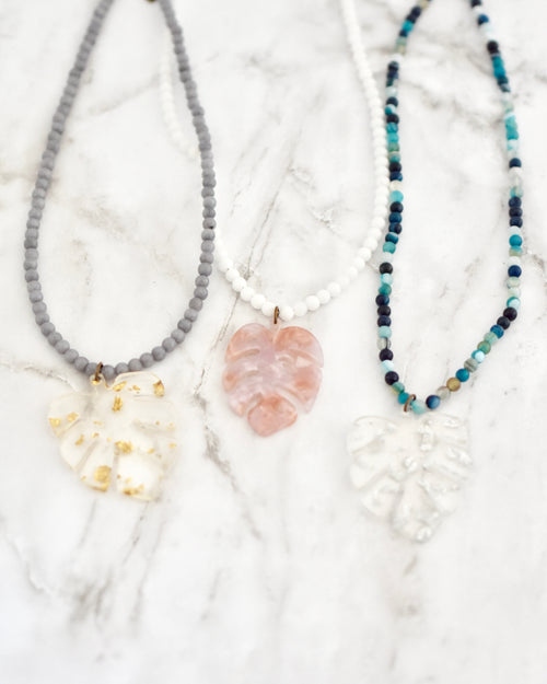 Lil Kara Necklace || Choose Color