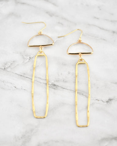 Electra Chain Earrings || Choose Style