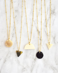 Tyra Necklace || Choose Style
