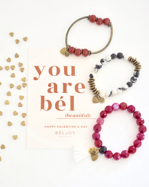 Valentine's Single Bracelet Package || Choose Style