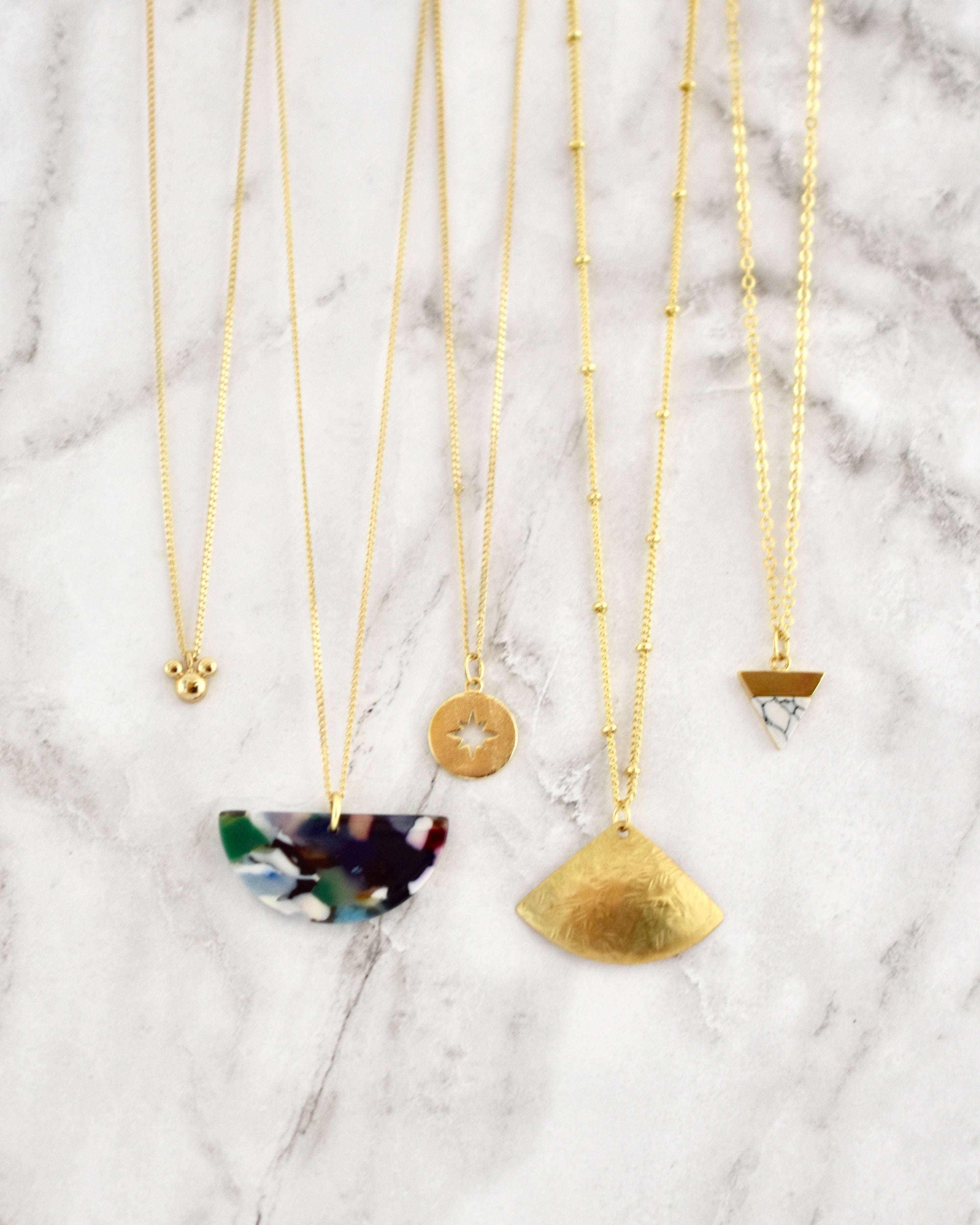 Lucy Necklaces || Choose Style