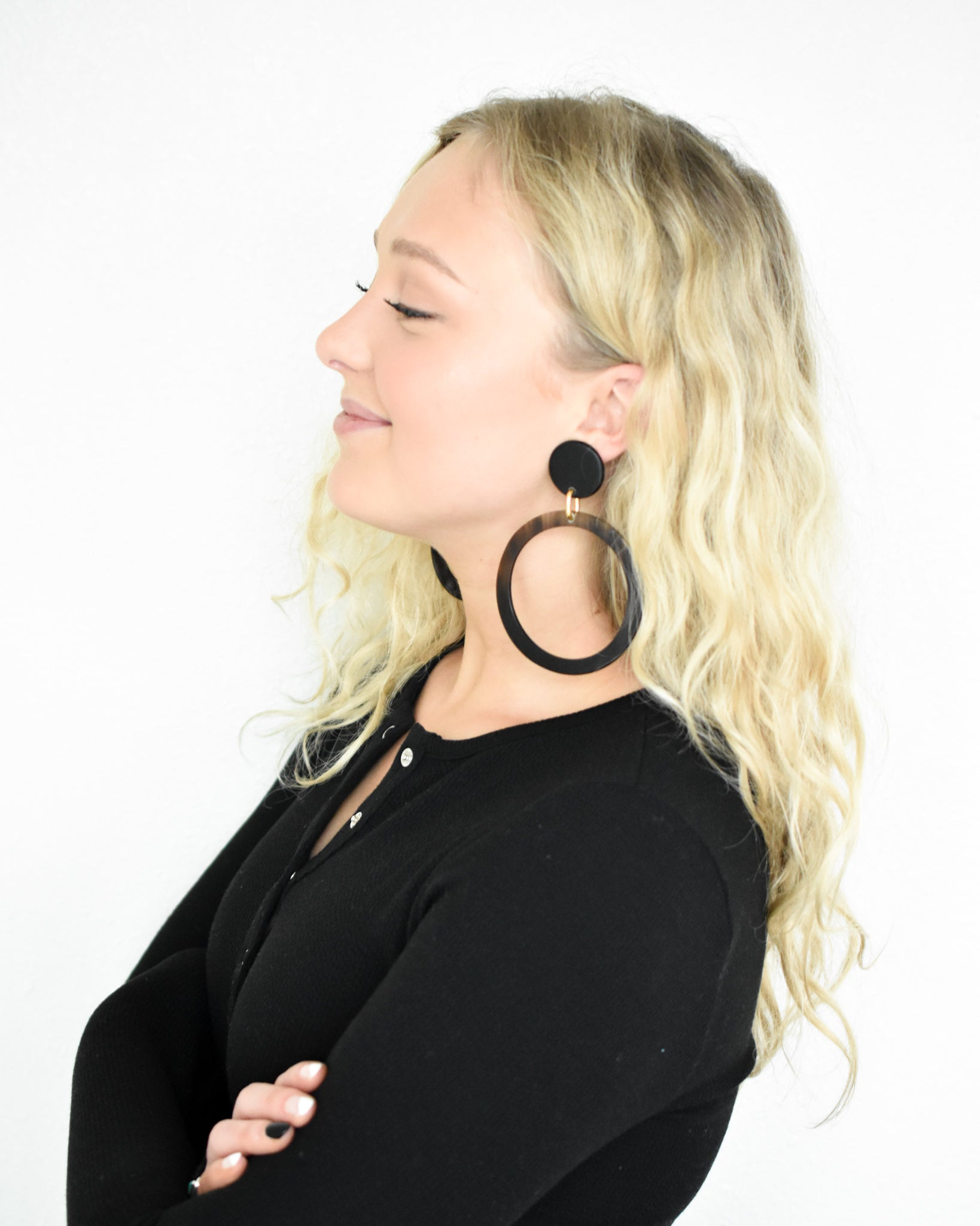 Erica Earrings || Choose Style