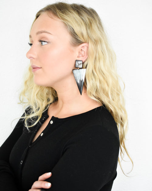 Ersela Earrings || Choose Style