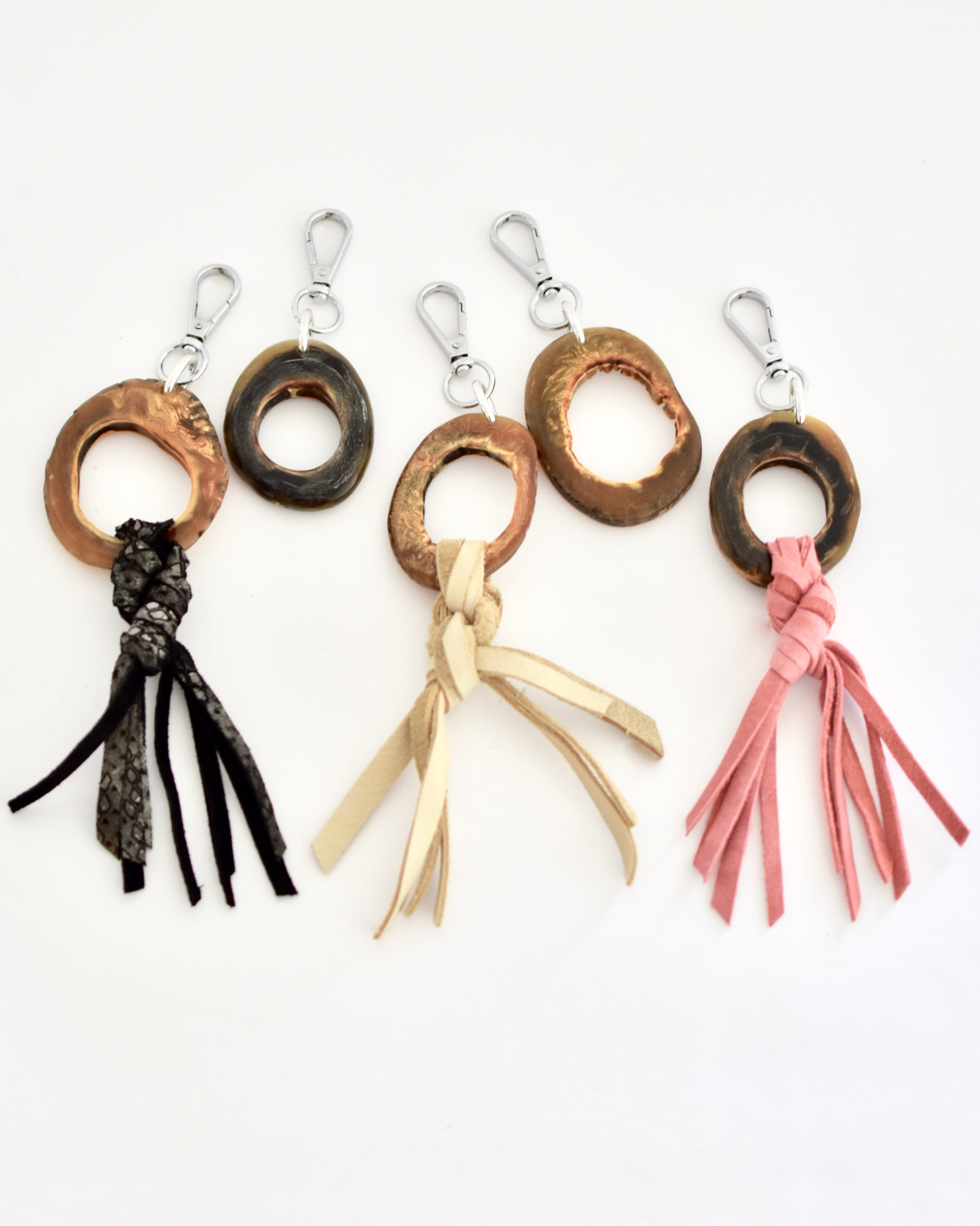 Carly Keychain || Choose Style