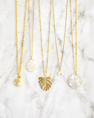 Delilah Necklaces || Choose Style