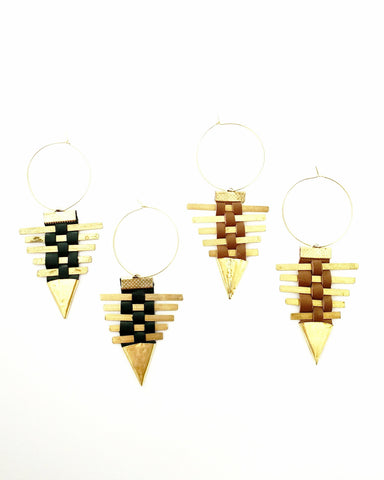 Echo Earring || Choose Color