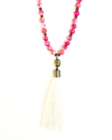 Whitney Arrow Necklace || Choose Color