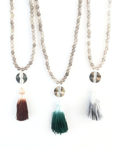 Casandra Necklace || Choose Color