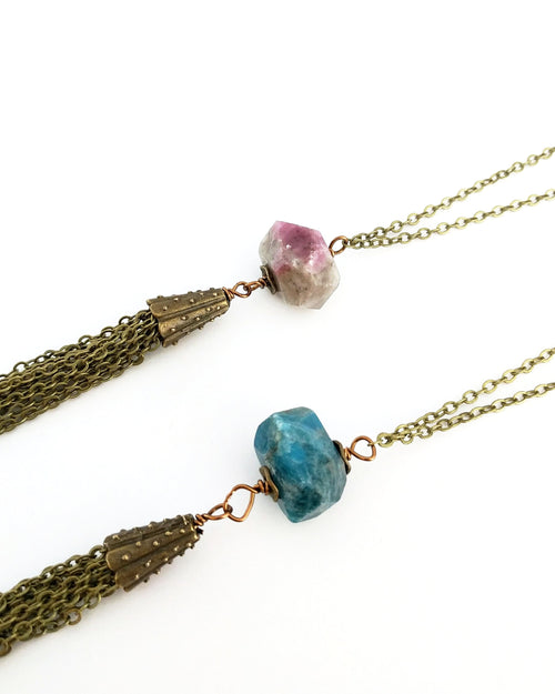 Addy Necklace || Choose Color