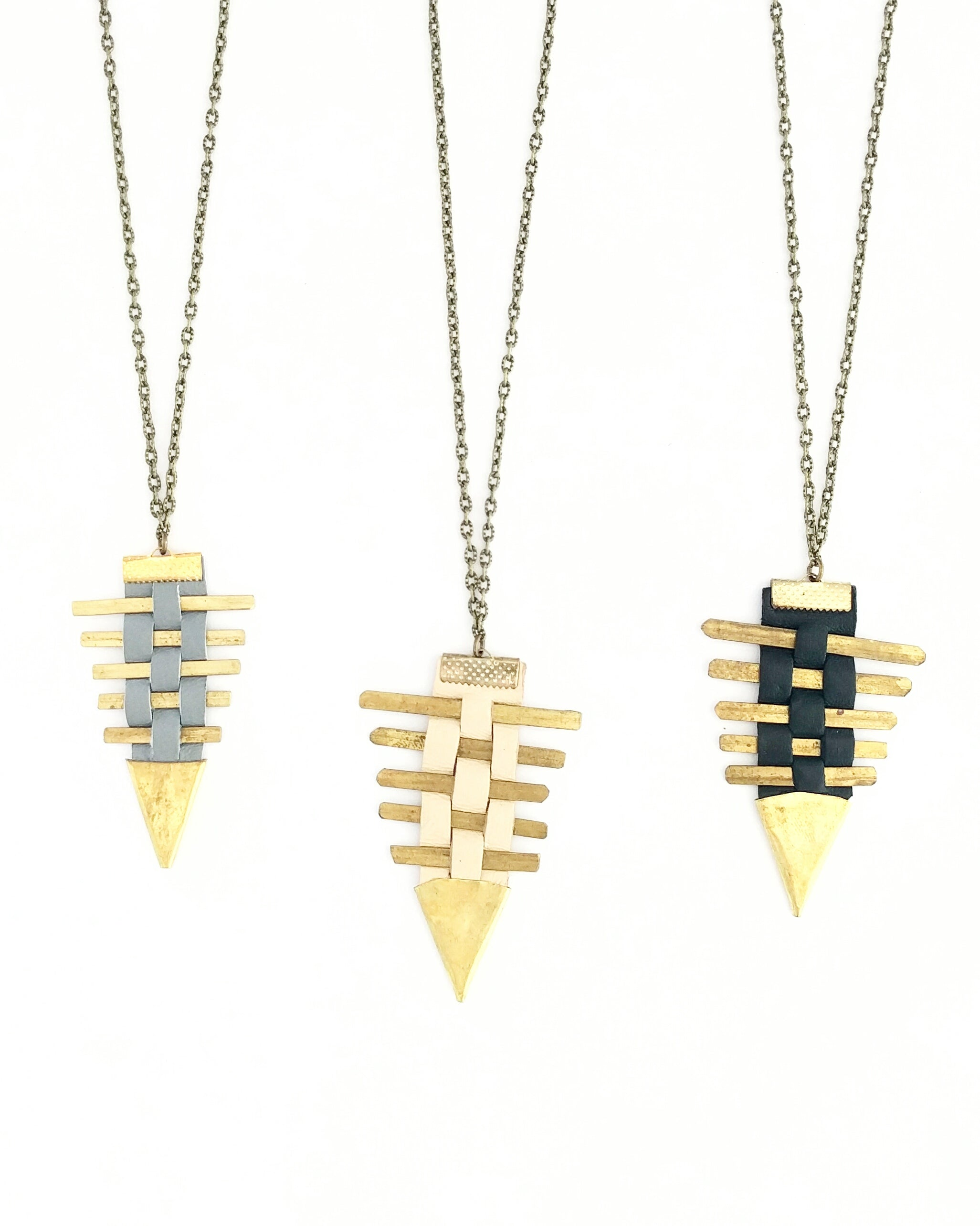 Indie Necklace || Choose Color
