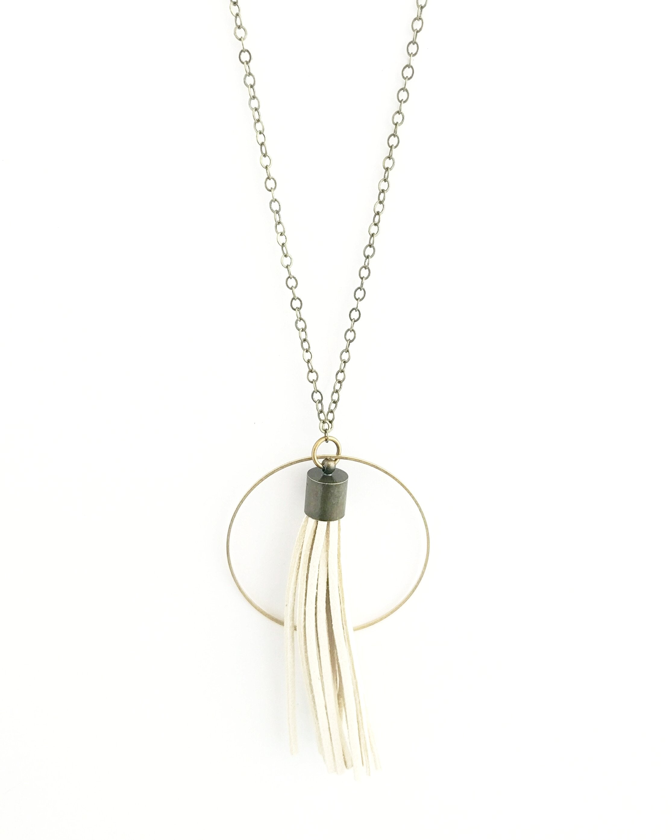 Gwendolyn Necklace || Choose Color