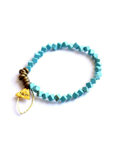 Buffy Clay Bracelet || Choose Color