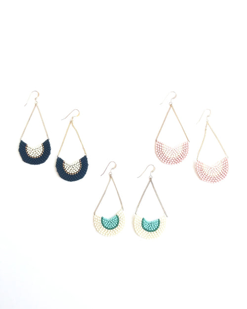 Elko Earrings || Choose Color
