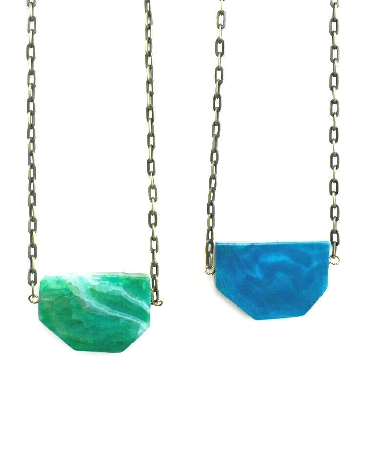 Maribelle Necklace || Choose Color