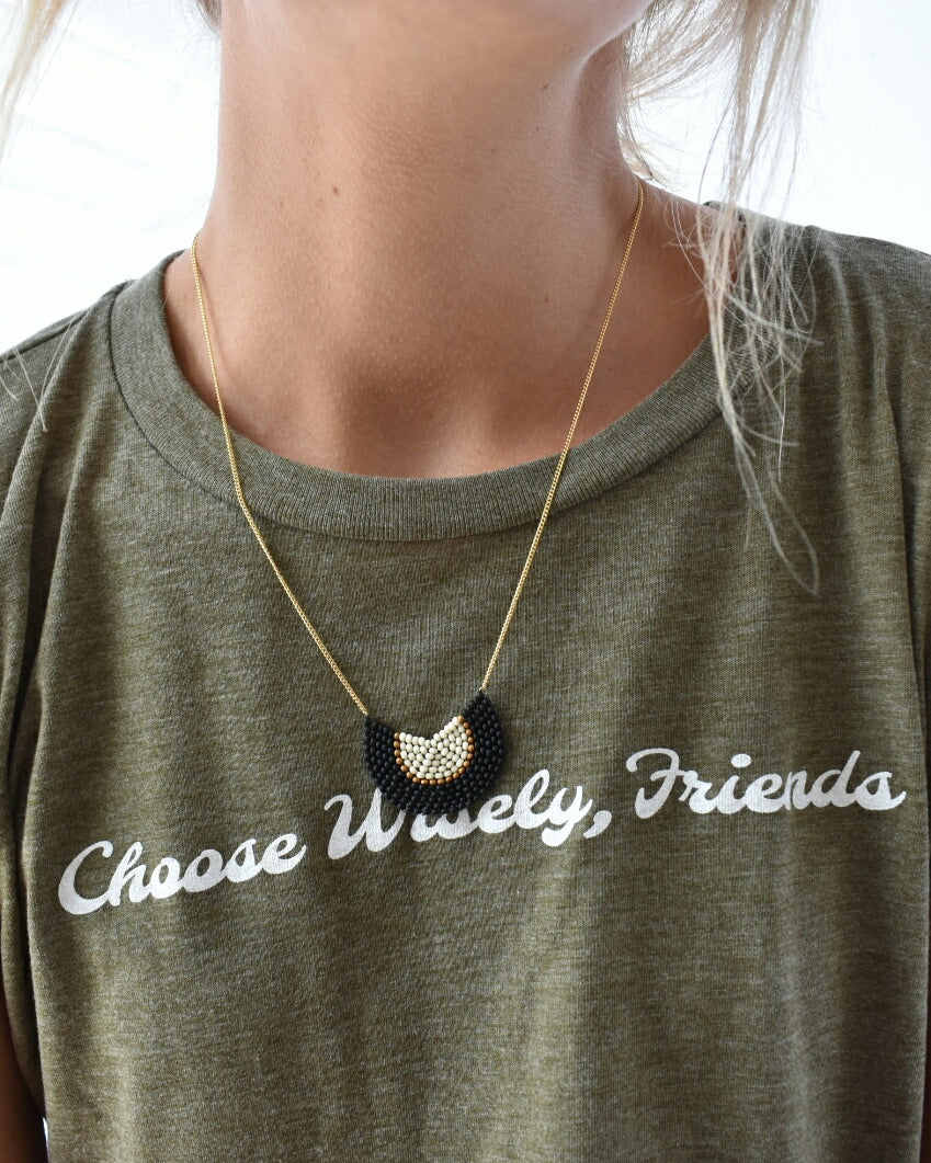 Valerie Necklace || Choose Color