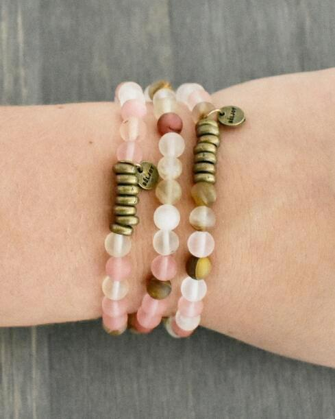 Beacon Bracelet || Choose Color