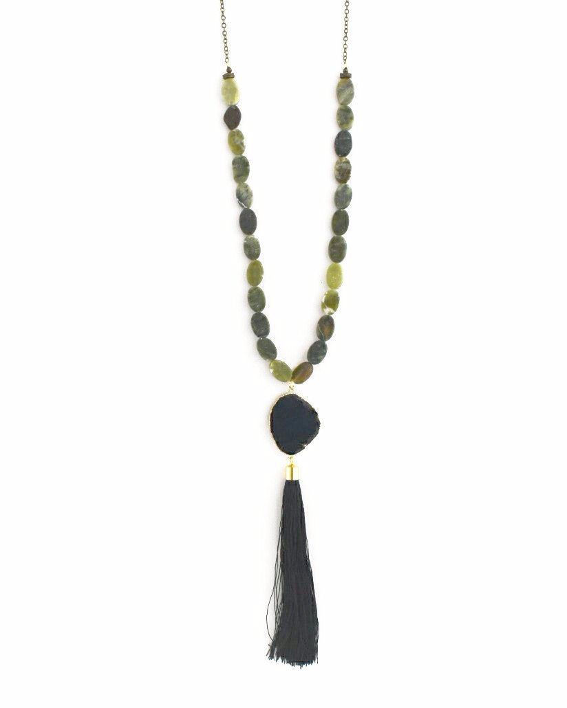 Olive Necklace